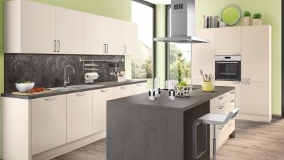 grifflos - Einfach Kuche Landhausstil Planung
